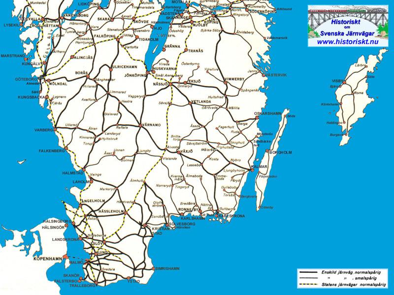 Digital Karta Dirigerar Om Trafiken Nar Vatternrundan Tar Over I