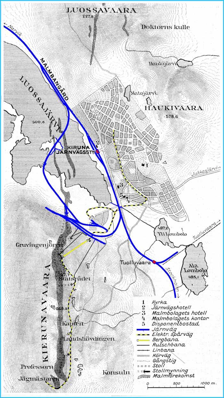 karta över narvik Kartor över Malmbanan Luleå   Riksgränsen   Narvik, maps showing  karta över narvik