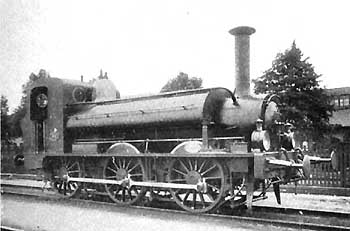 OFWJ engine No. 1